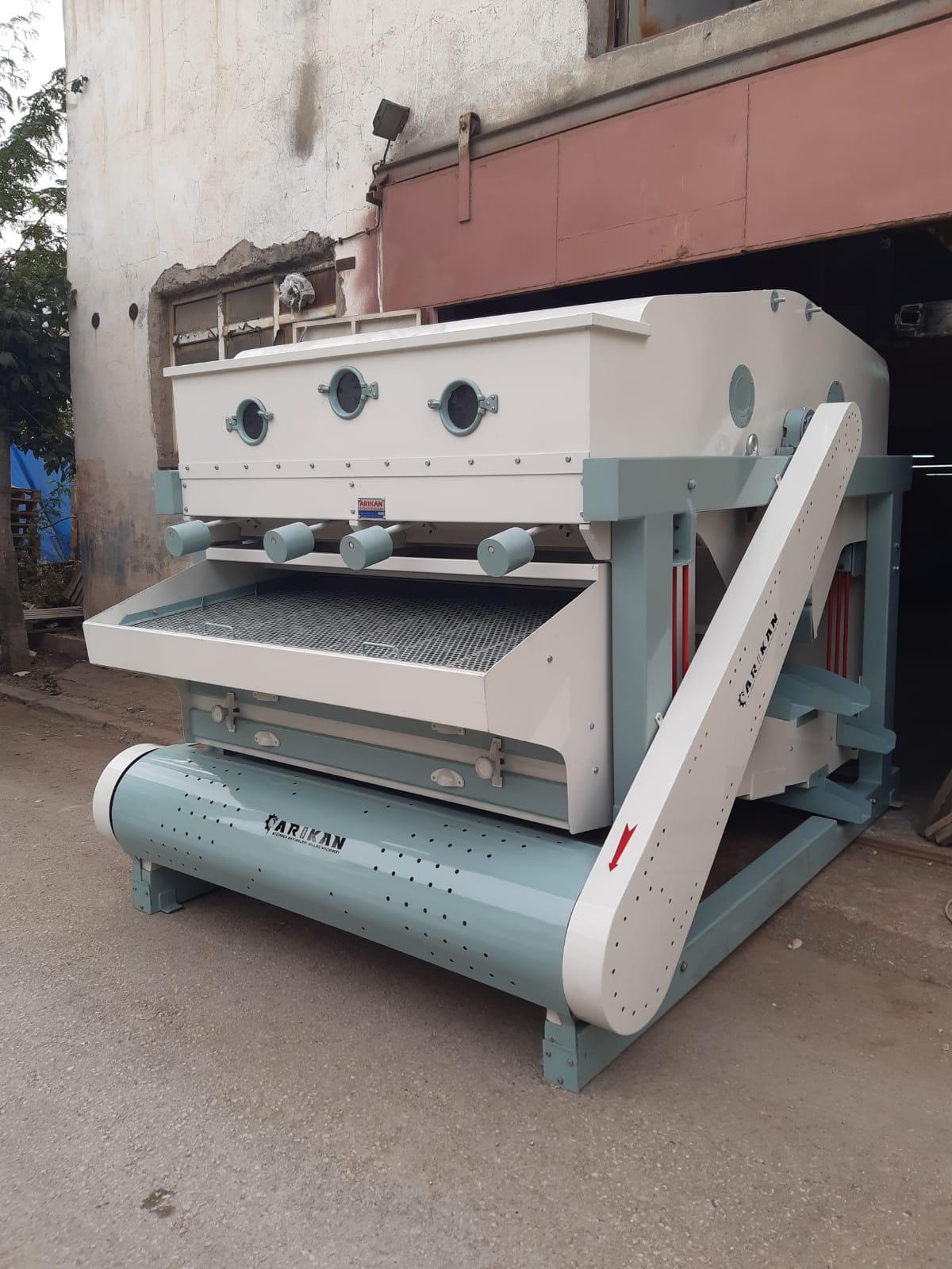 Buğday Eleme Makinası -1